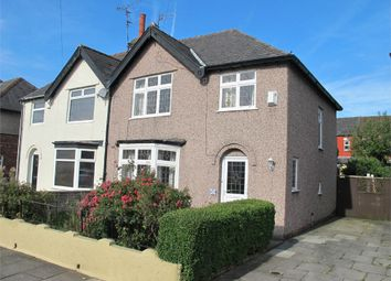 Thumbnail 3 bed semi-detached house for sale in Heatherdale Road, Mossley Hill, Liverpool, Merseyside