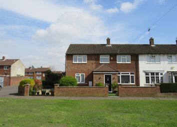 Thumbnail 3 bed end terrace house for sale in Travic Road, Slough