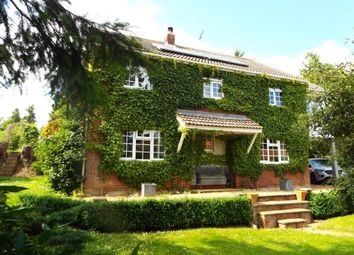 Thumbnail 4 bed detached house for sale in Swanton Morley, Dereham, Norfolk
