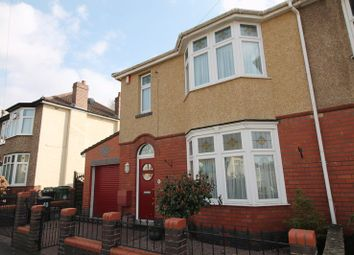 Thumbnail 4 bed semi-detached house to rent in Queens Road, St George, Bristol