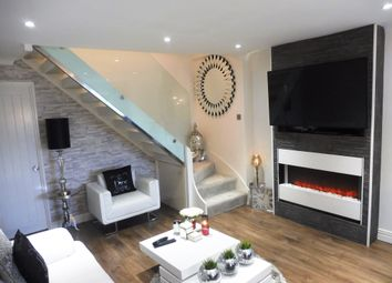 Thumbnail 2 bed terraced house for sale in Brean Close, Sully, Penarth