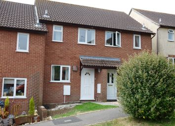 Thumbnail 2 bed terraced house to rent in Badgers Way, Sturminster Newton
