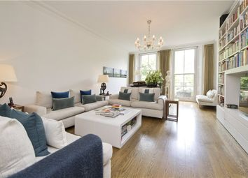 Thumbnail 4 bed flat to rent in Queens Gate, London