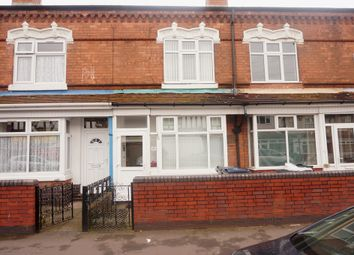 Thumbnail 2 bedroom terraced house for sale in The Broadway, Handsworth, Birmingham