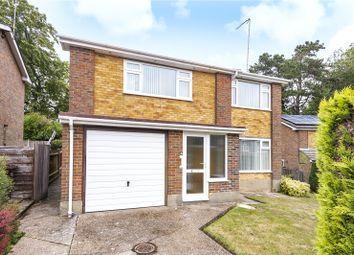 Taunton Avenue, Caterham, Surrey CR3. 3 bed detached house
