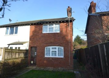 Thumbnail 2 bed semi-detached house for sale in Old Station Way, Bordon