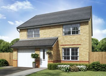 "Thumbnail 4 bed detached house for sale in ""Kennford"" at Cables Retail Park, Steley Way, Prescot"