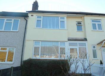 Thumbnail 3 bedroom terraced house for sale in Lullingstone Avenue, Swanley
