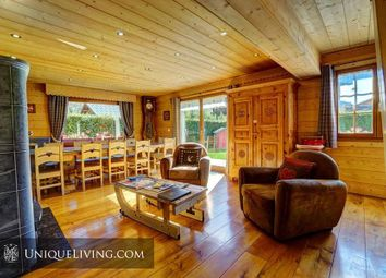 Thumbnail 6 bed villa for sale in Bossons, Chamonix, French Alps