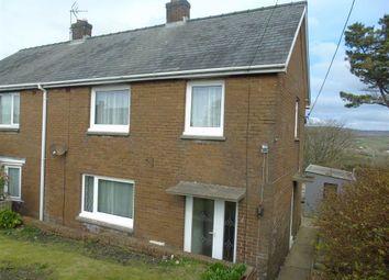 3 bed semi-detached house for sale in Llwyncrwn, Pontyates, Llanelli SA15