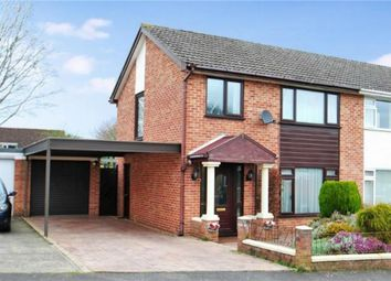 Thumbnail 3 bed semi-detached house to rent in Deane Drive, Taunton