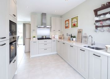 "Thumbnail 5 bedroom detached house for sale in ""Highgate 5"" at Bardolph Way, Huntingdon"