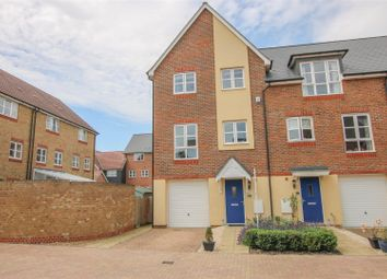 Thumbnail 3 bed end terrace house for sale in Scaldwell Place, Aylesbury