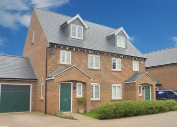 Thumbnail 4 bed town house for sale in Staggs Road, Thame