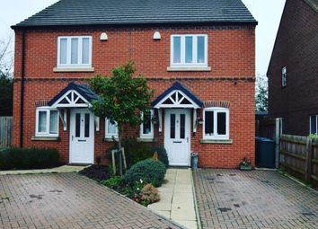 2 bed semi-detached house for sale in The Wardens Avenue, Coventry CV5