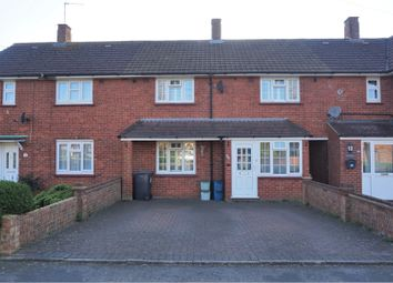 Thumbnail 3 bed terraced house for sale in King Henrys Drive, Croydon