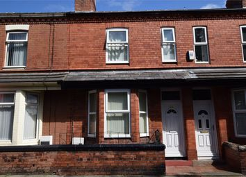 Thumbnail 3 bed terraced house for sale in Park Road, Tranmere, Merseyside