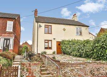 Thumbnail 2 bed terraced house for sale in Sculthorpe Road, Fakenham