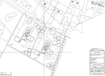 Thumbnail Land for sale in Back Lane, Wicken, Ely
