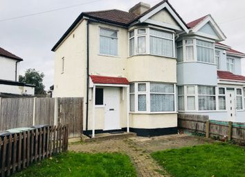 Thumbnail 4 bedroom semi-detached house to rent in Carterhatch Lane, Enfield