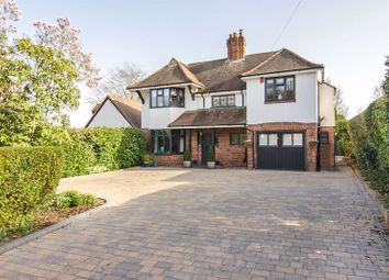 Thumbnail 3 bed detached house for sale in Longmynd, Lichfield Road, Hopwas