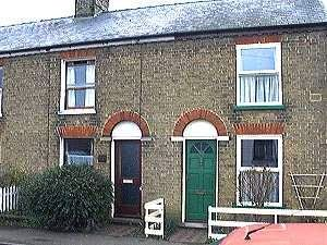 Thumbnail 2 bedroom terraced house to rent in Corbett Street, Cottenham, Cambridge