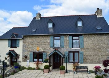 Thumbnail 5 bed detached house for sale in 56490 Ménéac, Morbihan, Brittany, France