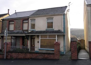 Thumbnail 3 bed semi-detached house for sale in Tonclwyda, Clyne, Neath
