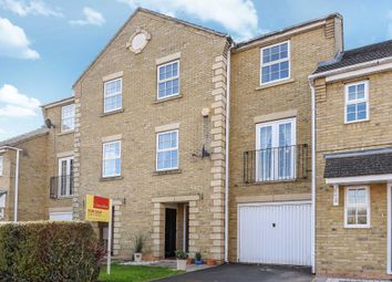 Thumbnail 4 bedroom town house for sale in Mullein Road, Bicester