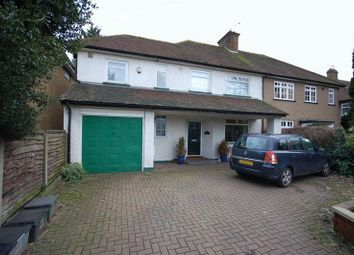Thumbnail 4 bedroom semi-detached house to rent in Berry Lane, Rickmansworth