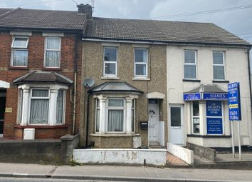 Thumbnail 4 bed maisonette for sale in Cuxton Road, Strood