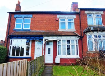 Thumbnail 3 bed terraced house for sale in George Road, Birmingham