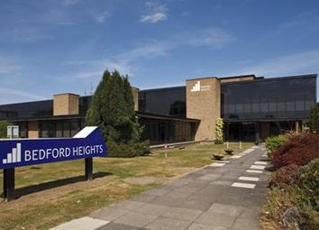 Thumbnail Office to let in Bedford Heights Business Centre, Unit 172, Brickhill Drive, Bedford, Bedfordshire