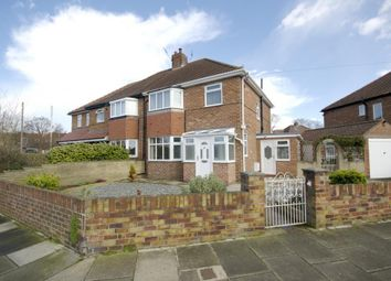 Thumbnail 3 bed semi-detached house for sale in Cranbrook Avenue, York