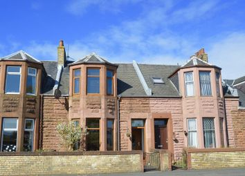 Thumbnail 3 bed terraced house for sale in Seaforth Road, Ayr