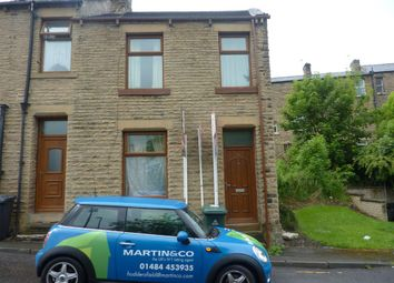 Thumbnail 2 bed terraced house to rent in Riley Street, Huddersfield