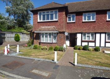 Thumbnail 2 bed flat for sale in Warren Court, Chigwell