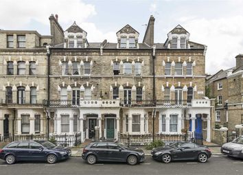 Thumbnail 3 bed flat for sale in Gwendwr Road, London