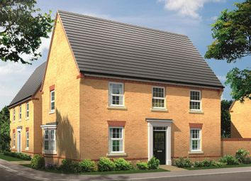 "Thumbnail 4 bedroom detached house for sale in ""Cornell"" at St. Benedicts Way, Ryhope, Sunderland"
