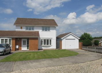Thumbnail 3 bed detached house for sale in Plas Cadwgan, Penllergaer, Swansea