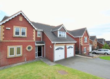 Thumbnail 5 bed detached house for sale in Doveridge Road, Stapenhill, Burton-On-Trent