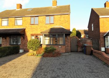 Thumbnail 2 bed semi-detached house to rent in Leamington Close, Cannock, Staffs