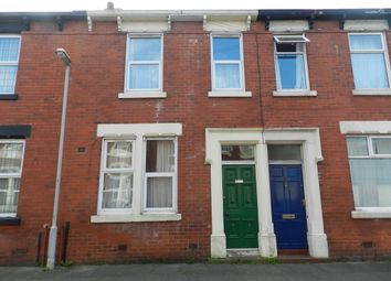 Thumbnail 3 bed terraced house for sale in Ardee Road, Preston