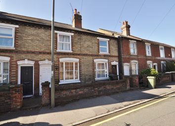 Thumbnail 3 bed terraced house to rent in Farnham Road Car Park, Guildford Park Road, Guildford