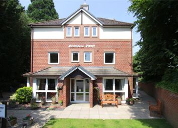 Thumbnail 2 bed flat for sale in Heathdene Manor, Grandfield Avenue, Watford