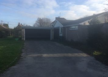 Thumbnail 4 bedroom detached bungalow to rent in Langford, Bristol