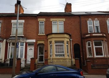 Thumbnail 3 bed town house for sale in Morley Road, Highfields Leicester