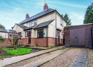 Thumbnail Semi-detached house for sale in Hawkswood Road, Downham, Billericay