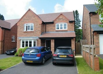 Thumbnail 4 bed detached house for sale in Rose Close, Cuddington, Northwich, Cheshire