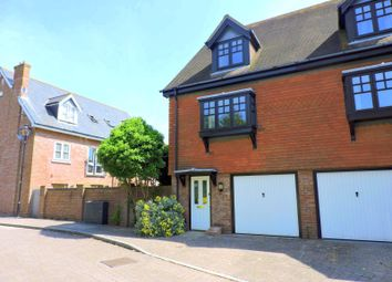 Thumbnail 3 bed semi-detached house to rent in Barbican Mews, Portchester, Fareham